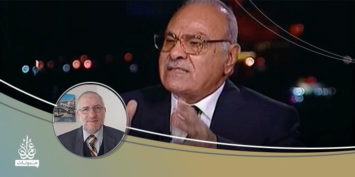 محمد عمارة والموعد المجهول