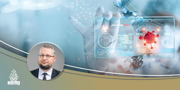 التكنولوجيا الرقمية في مواجهة أزمة كورونا