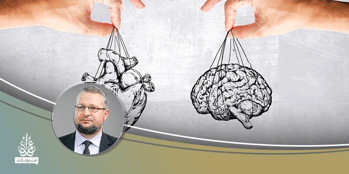 جدلية المعرفة بين العقل والقلب
