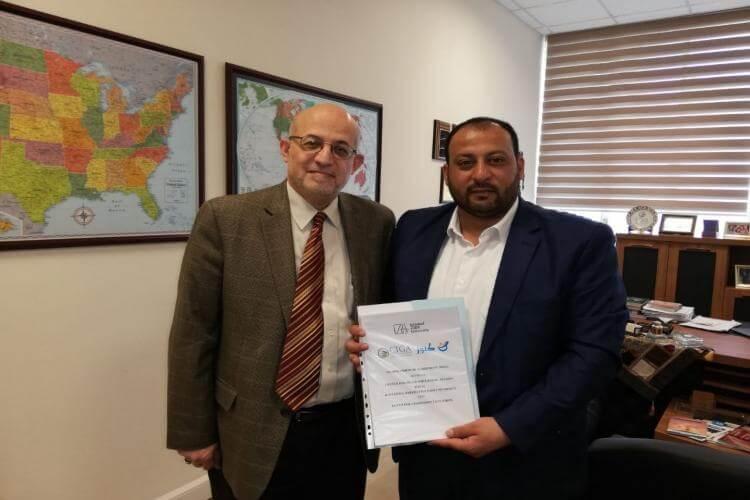 كنوز للتربية القيادية يوقع اتفاقية تعاون مجتمعي مع جامعة تركية