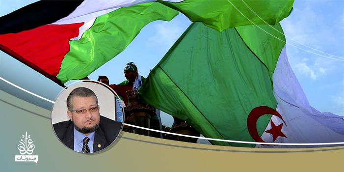 جريمة التطبيع والأبعاد التاريخية للاستثناء الجزائري