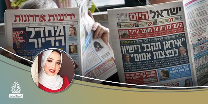 كيف عمل الإعلام الصهيوني على تشويه الحقائق وتزييفها؟