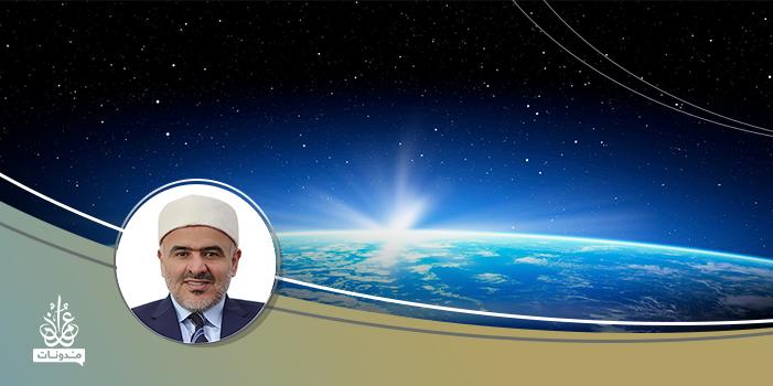 آيات الله المدهشة وأسرار الاستعمال القرآني لها..  السماوات أنموذجًا